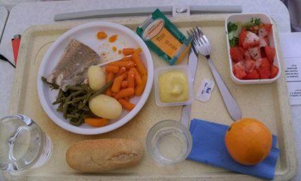 Bien manger à l'hôpital fait partie de la guérison !