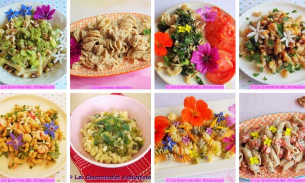 8 recettes de Salades de pâtes Vegan