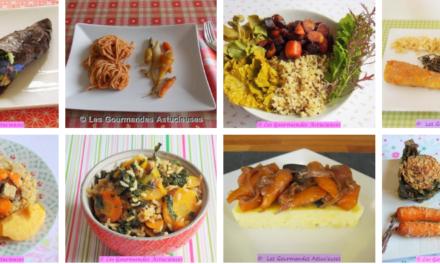 La carotte en 8 recettes Vegan