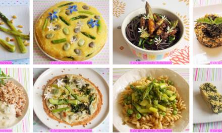 Les asperges en 8 recettes Vegan