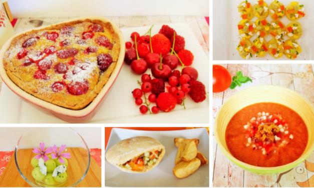 Profitez des vacances pour cuisiner !