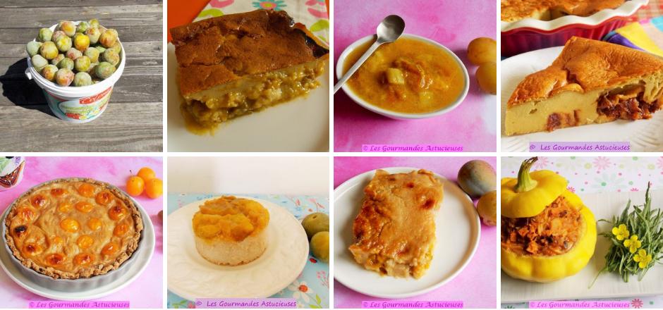 Les prunes en 8 recettes